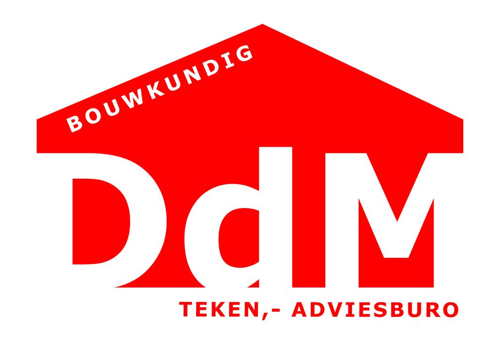 Bouwkundig teken,- adviesburo D. de Meijer